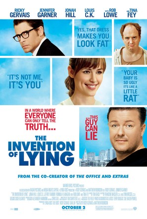 The Invention of Lying - Movie Poster (thumbnail)