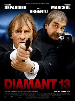 Diamant 13 - French Movie Poster (thumbnail)