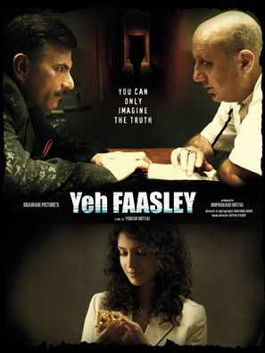 Yeh Faasley - Indian Movie Poster (thumbnail)