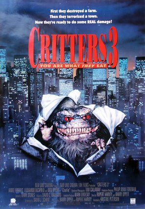 Critters 3 - Movie Poster (thumbnail)