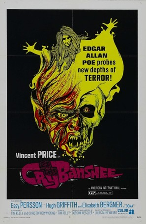 Cry of the Banshee - Movie Poster (thumbnail)