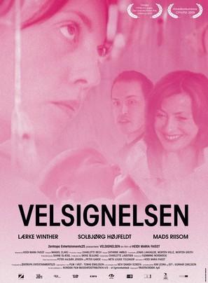 Velsignelsen - Danish Movie Poster (thumbnail)