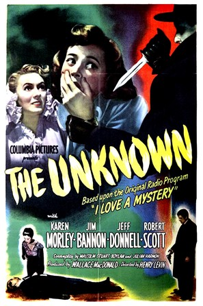 The Unknown - Movie Poster (thumbnail)