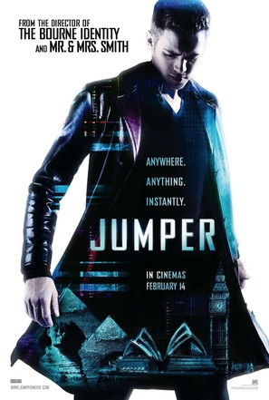 Jumper - Movie Poster (thumbnail)