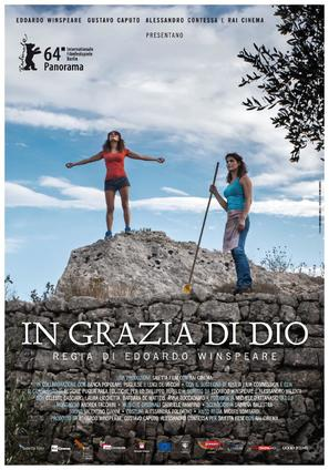 In grazia di Dio - Italian Movie Poster (thumbnail)