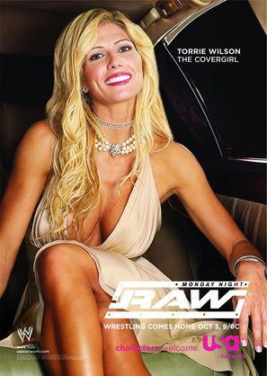 """WWE Monday Night RAW"" - Movie Poster (thumbnail)"
