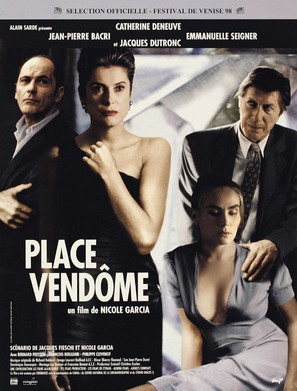 Place Vendôme - French Movie Poster (thumbnail)