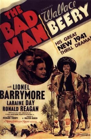 The Bad Man - Movie Poster (thumbnail)