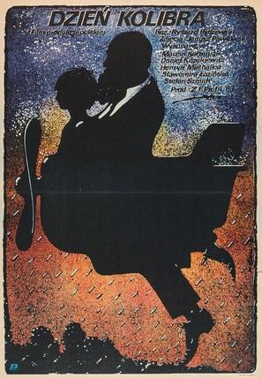 Dzien kolibra - Polish Movie Poster (thumbnail)