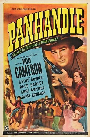 Panhandle - Movie Poster (thumbnail)