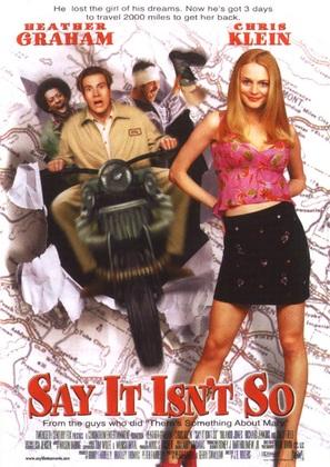 Say It Isn't So - Movie Poster (thumbnail)