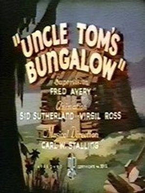 Uncle Tom's Bungalow