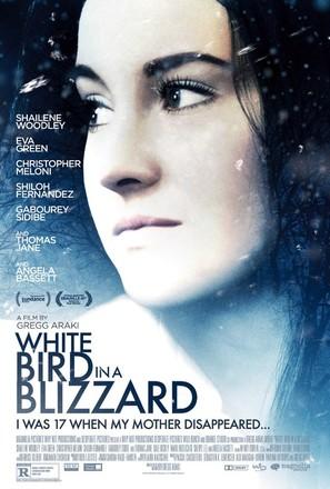 White Bird in a Blizzard - Movie Poster (thumbnail)