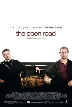 The Open Road - Movie Poster (thumbnail)