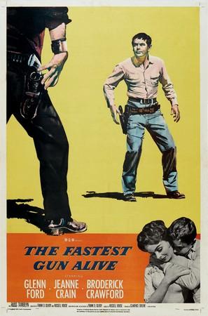 The Fastest Gun Alive - Movie Poster (thumbnail)