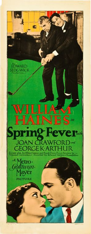 Spring Fever - Movie Poster (thumbnail)