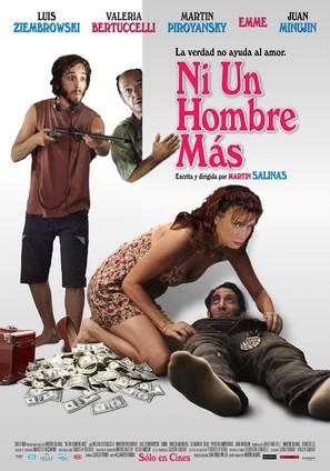 Ni un hombre más - Argentinian Movie Poster (thumbnail)