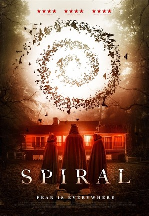 Spiral - Canadian Movie Poster (thumbnail)