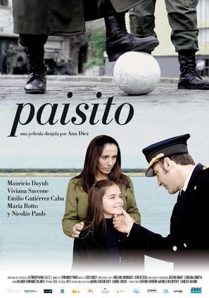 Paisito - Uruguayan Movie Poster (thumbnail)
