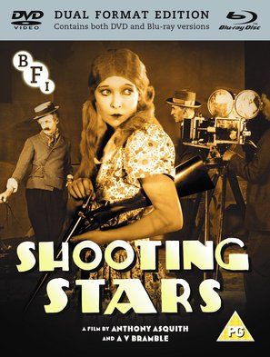 Shooting Stars - British Blu-Ray movie cover (thumbnail)