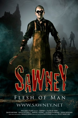 Sawney: Flesh of Man - British Movie Poster (thumbnail)