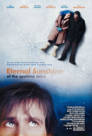 Eternal Sunshine of the Spotless Mind - Movie Poster (thumbnail)