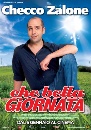 Che Bella giornata - Italian Movie Poster (thumbnail)
