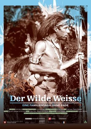 Der wilde Weisse - Swiss Movie Poster (thumbnail)