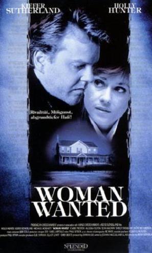 Woman Wanted - German poster (thumbnail)