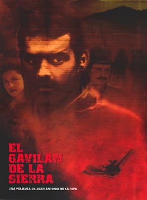 Gavilán de la sierra, El - Mexican Movie Poster (thumbnail)