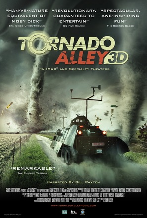 Tornado Alley - Movie Poster (thumbnail)