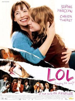 LOL (Laughing Out Loud) ® - French Movie Poster (thumbnail)