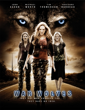 War Wolves - Movie Poster (thumbnail)