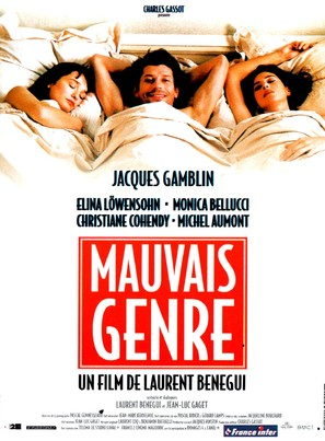 Mauvais genre - French Movie Poster (thumbnail)