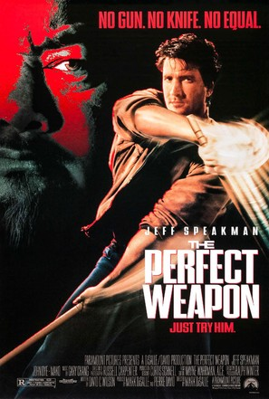 The Perfect Weapon - Movie Poster (thumbnail)