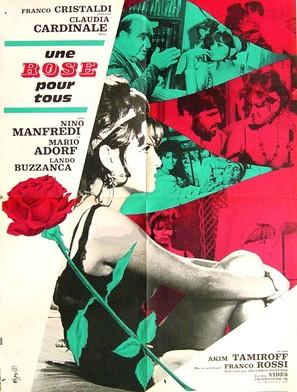 Una rosa per tutti