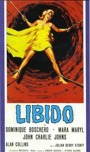 Libido - Italian Movie Cover (thumbnail)