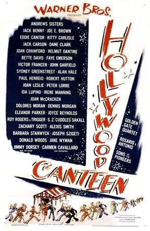 Hollywood Canteen - Movie Poster (thumbnail)