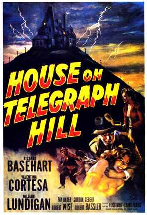 The House on Telegraph Hill - Movie Poster (thumbnail)