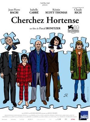 Cherchez Hortense - French Movie Poster (thumbnail)