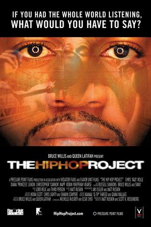 The Hip Hop Project - Movie Poster (thumbnail)