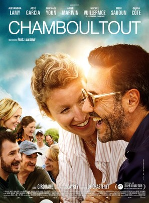 Chamboultout - French Movie Poster (thumbnail)