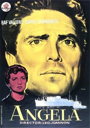 Le secret de soeur Angèle - Spanish Movie Poster (thumbnail)