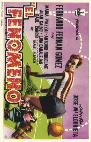Fenómeno, El - Spanish Movie Poster (thumbnail)