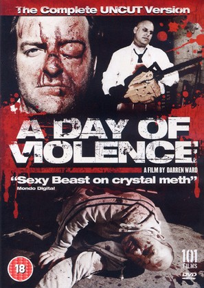 A Day of Violence - British Movie Cover (thumbnail)