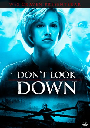 Don't Look Down - Swedish DVD movie cover (thumbnail)