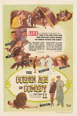The Golden Age of Comedy - Movie Poster (thumbnail)