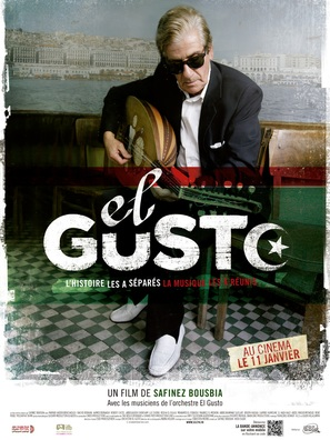 El Gusto - French Movie Poster (thumbnail)