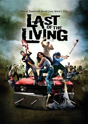 Last of the Living - DVD cover (thumbnail)