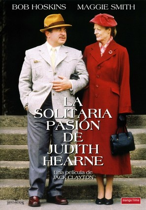 The Lonely Passion of Judith Hearne - Spanish Movie Cover (thumbnail)